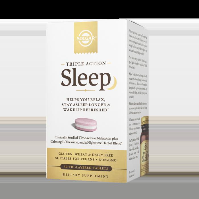 Triple Action Sleep Tri-Layer Tablets