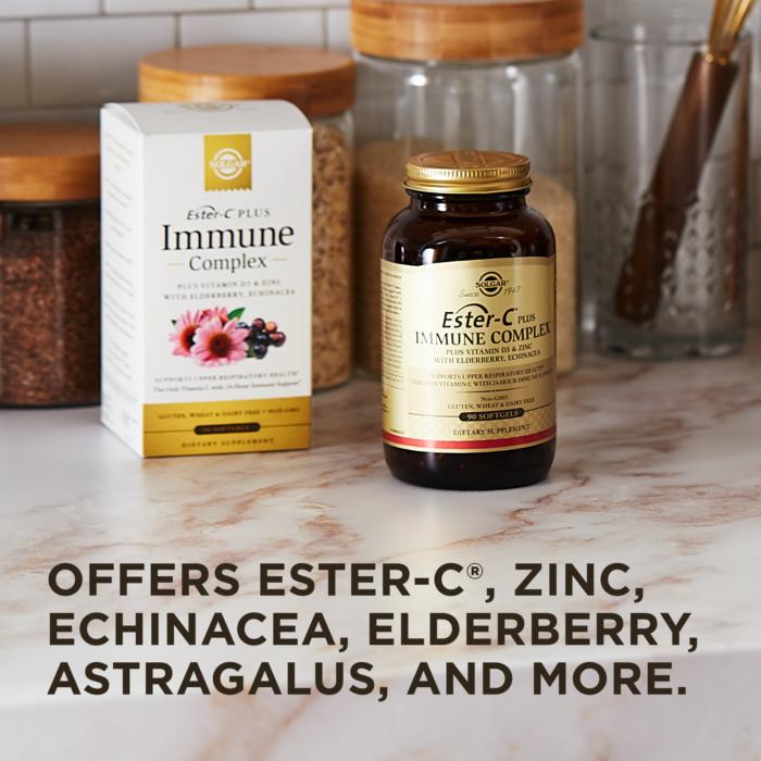 Ester-C®   Plus Immune Complex Softgels