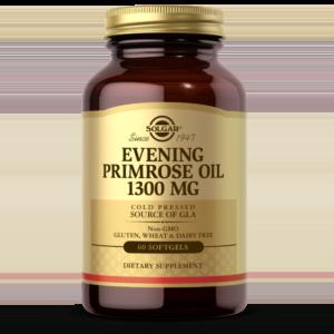 Evening Primrose Oil 1300 mg Softgels