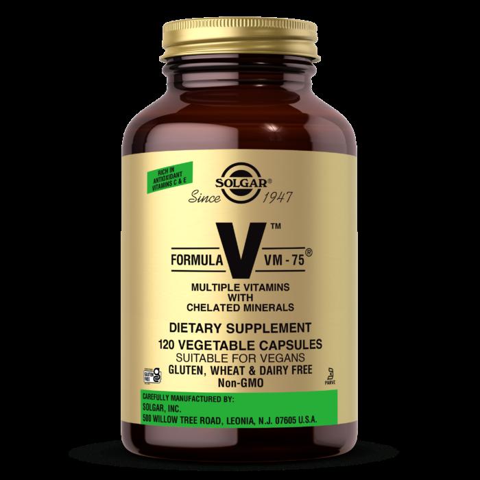 Formula VM-75® Vegetable Capsules