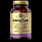 Omnium® Tablets Phytonutrient Complex Multiple Vitamin & Mineral Formula