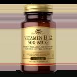 Vitamin B12 500 mcg Tablets