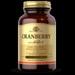 Cranberry Plus Ester-C® Vegetable Capsules
