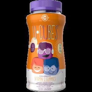 U-Cubes™ Children's Vitamin C Gummies